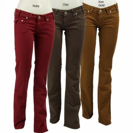 Yeni Moda Bayan Kışlık Pantolon Modelleri