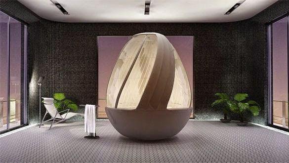 Immaginando un bagno futuristico stile bagno for Cabine vecchio stile