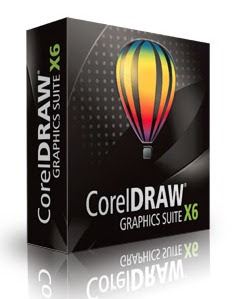 CorelDRAW Graphics Suite X6 PT BR 32 e 64 bits