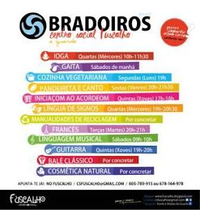 A GUARDA: OBRADOIROS CURSO 2016/2017 NO C. S. FUSCALHO