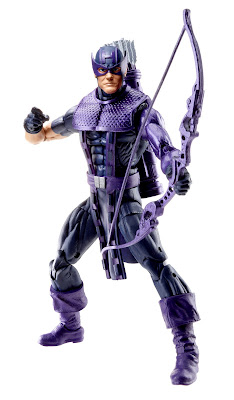 Hasbro Marvel Legends 2013 Series 2 - Classic Hawkeye