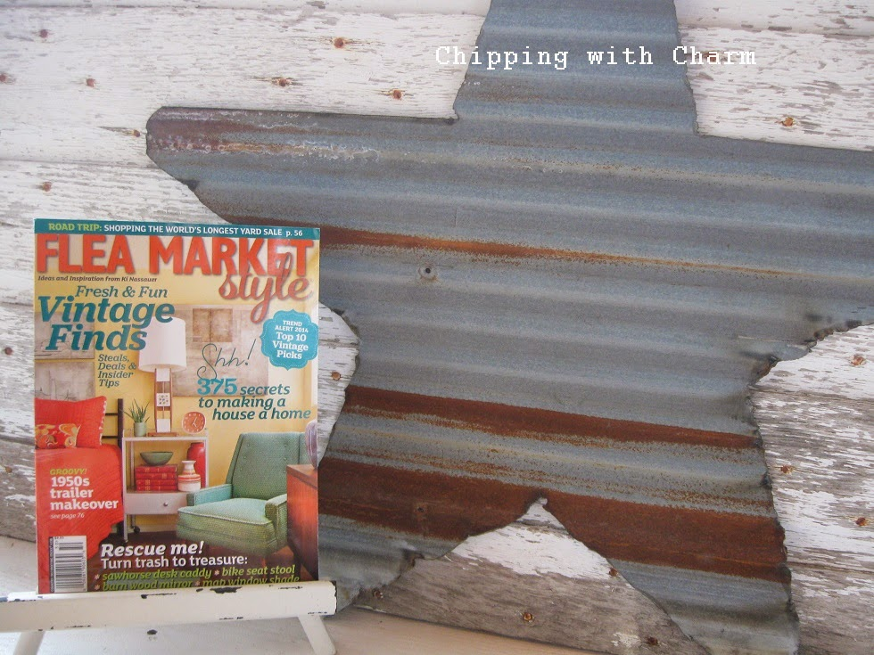 Chipping with Charm:  Tin Star Giveaway...http://www.chippingwithcharm.blogspot.com/