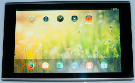 Wujud tablet murah dengan OS Firefox muncul