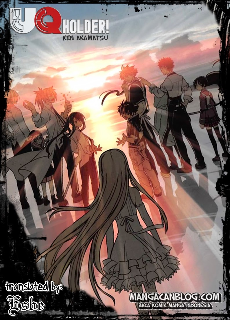 Komik uq holder 045 - pembunuh berantai 46 Indonesia uq holder 045 - pembunuh berantai Terbaru 1|Baca Manga Komik Indonesia