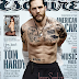 TOM HARDY COVERS 'ESQUIRE' MAGAZINE MAY 2014