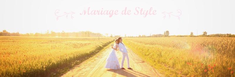 mariage de style