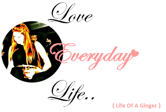 Love Everyday Life..