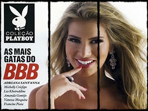 Playboy Especial As Mais Gatas Do BBB