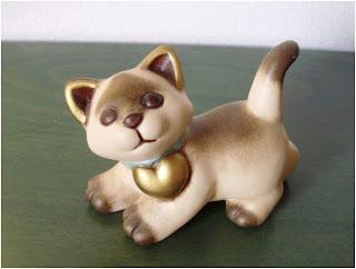 Rumore di fusa gatti da collezione i for Gatto thun
