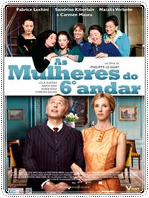 Download As Mulheres do 6 Andar Dublado Rmvb + Avi DVDRip