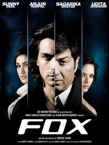 Fox 2009 Hindi DVDRip x264 700MB