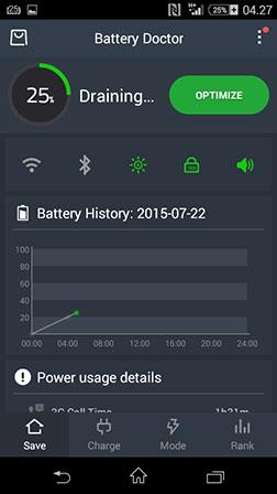 battery doctor terbaru