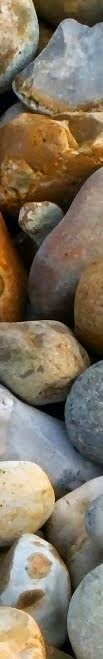 Pebbles...