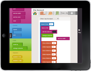 Hopscotch app teaches kids to code and program