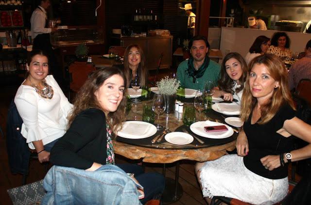 Carmen Hummer, Look, Encuentros Bazar, Summer 2015, Dress, Isadora Comillas, Hotel Wellington, Huerto, Menú Degustación, Gastro, Gourmet