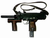 Minebea PM-9 Submachine Gun