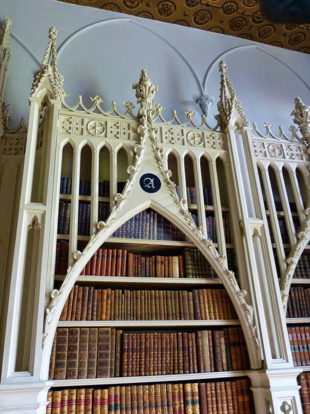 The Library, Strawberry Hill