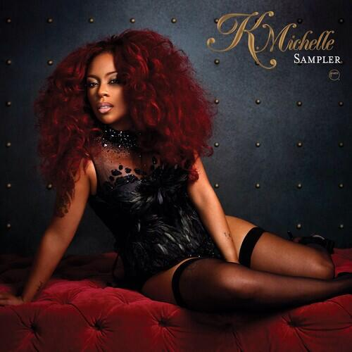 K Michelle Red Hair Bun K Michelle Red Hair Bun