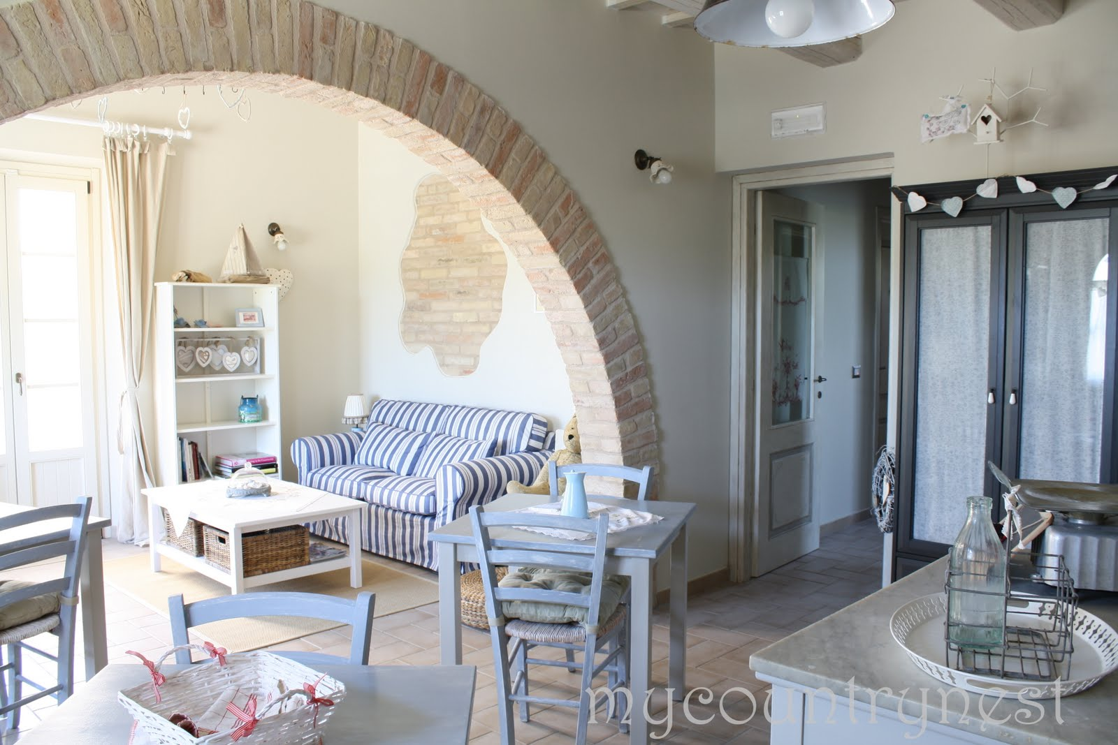 Divani A Righe Ikea : Divani country vendita on line idee per il design della casa