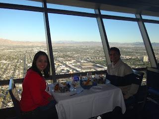 restaurante top of the world - stratosphere casino - las vegas