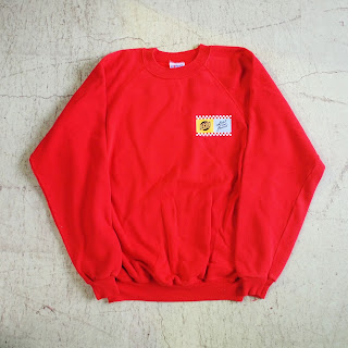 【LOST AND FOUND】Original Logo Sweat Shirt