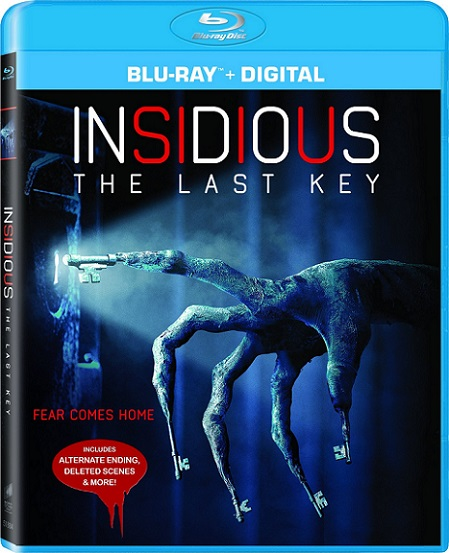 Insidious: The Last Key (La noche del demonio: La última llave) (2018) m1080p BDRip 8.6GB mkv Dual Audio DTS 5.1 ch