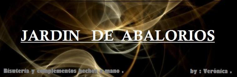 JARDIN DE ABALORIOS