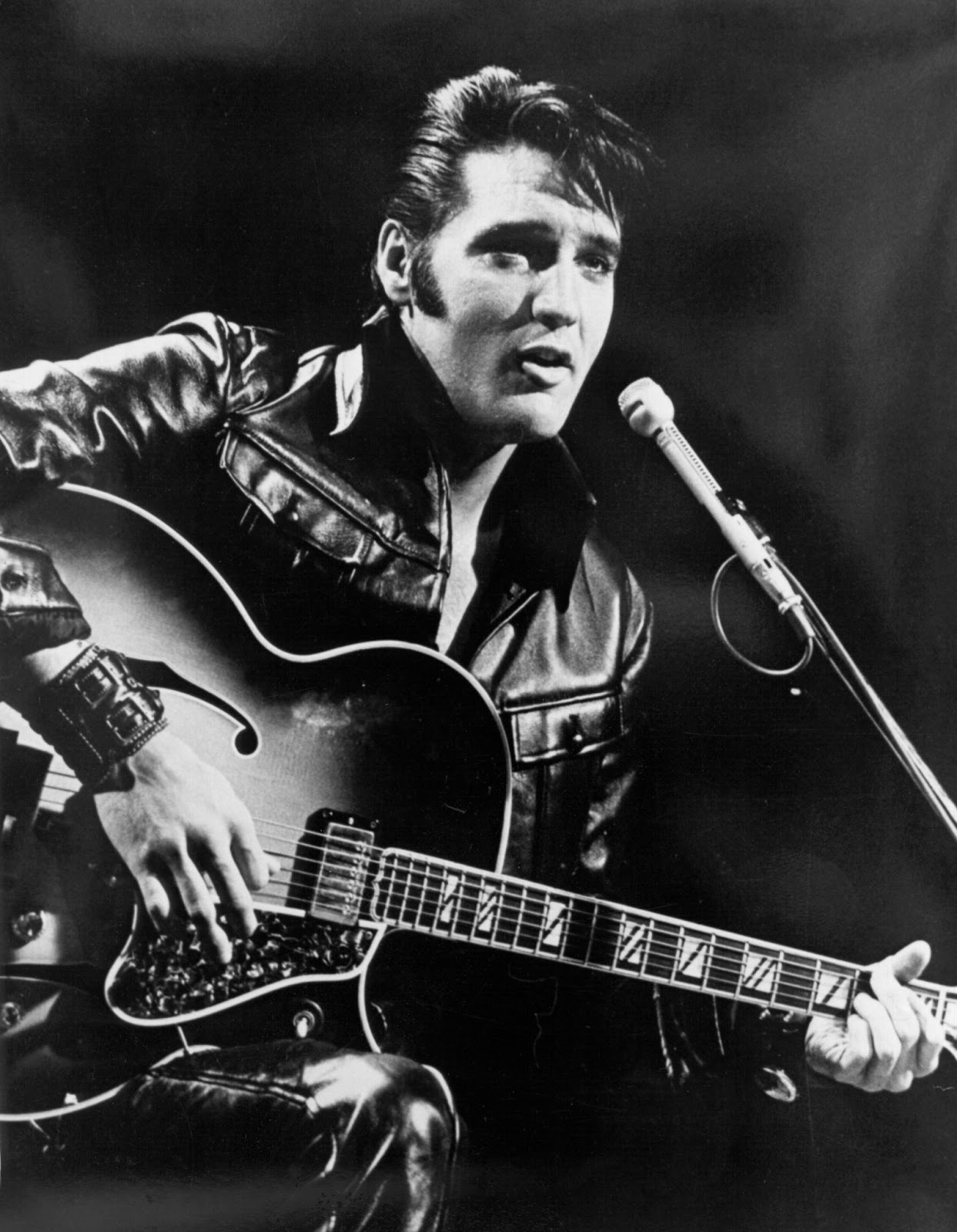Rock'n'Roll Kin... Elvis Jailhouse Rock Movie