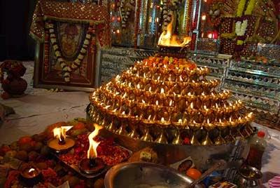 Vindhya Vasini Mata temple in Vindhyanchal