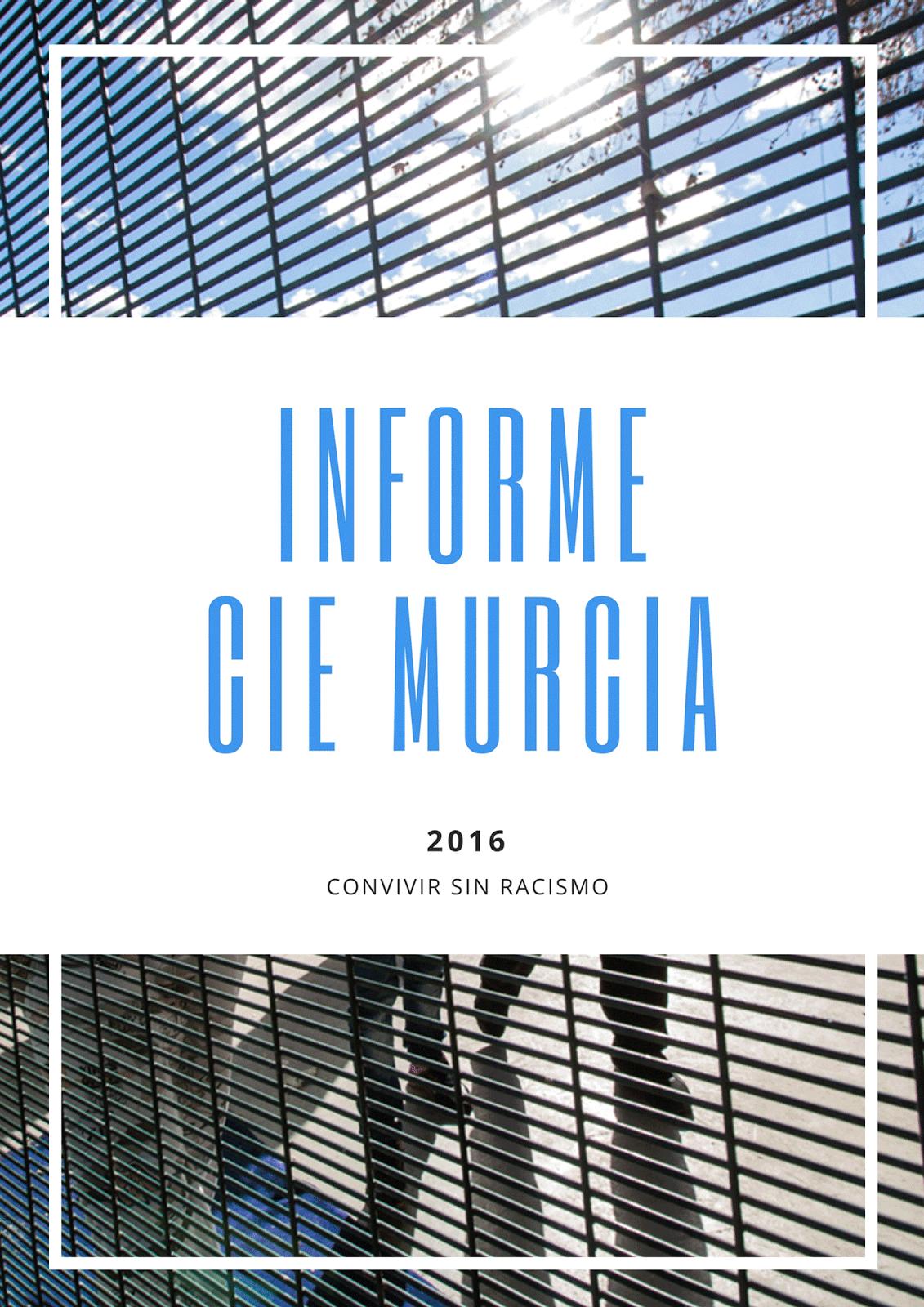 Informe del CIE de Murcia (2016)