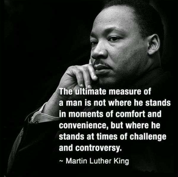 Happy Birthday Dr Martin Luther King Quotes ~ Maybe it s just me happy th birthday to dr martin