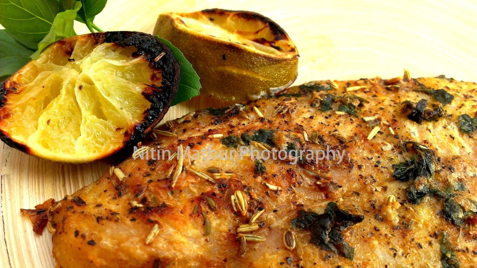 Swai fish in orange and honey marinade spice up your for What is a swai fish