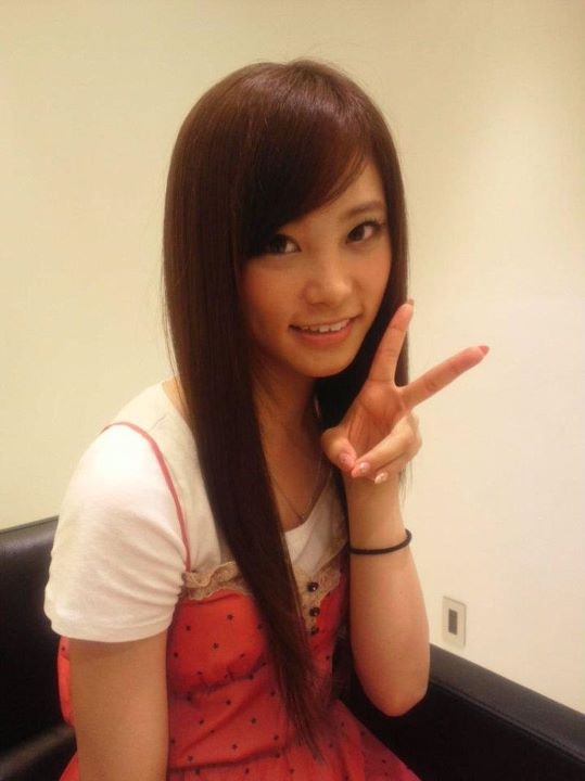 Rina Suzuki Cute Photo