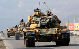 Μεγάλη μεταφορά στρατιωτικών δυνάμεων από τη Ν.Α Τουρκία στις ακτές του Αιγαίου και στην Α.Θράκη