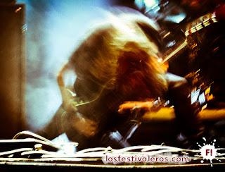 Warcry. Festival Leyendas del Rock 2015
