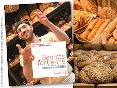 SECRETS D'ARTISANS - 50 boulangers-pâtisssiers à Bruxelles - Xavier Mouffe