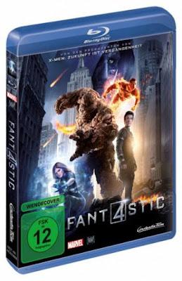 Fantastic Four Terbaru 2015