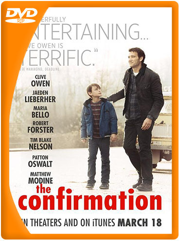 The Confirmation (2016) DVDRip Latino