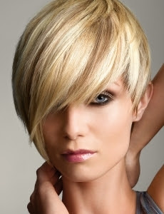 New Trend Of pixie Hair Cuts For Summer 2012