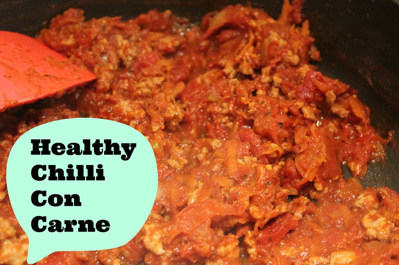 Healthy Chilli Con Carne Recipe - Beef or Turkey - Clean Eating