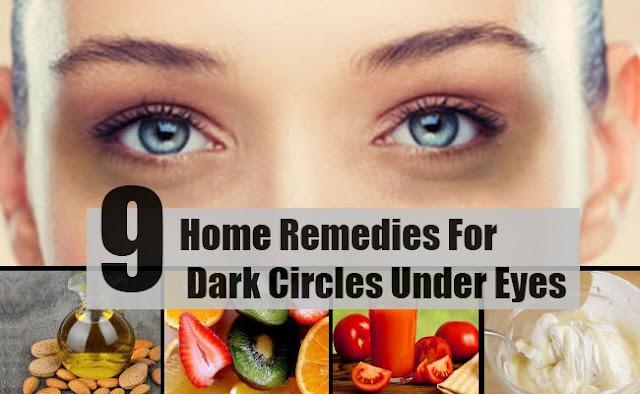 9 Ways to Get Rid of Dark Circles Fast