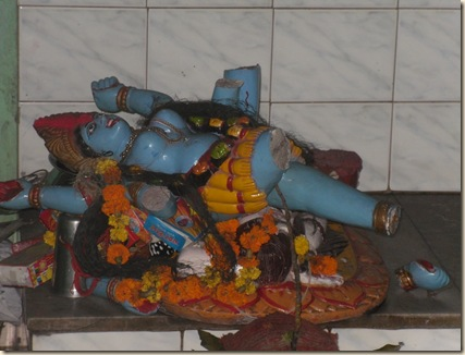 West Bengal Demographics - Hindu Idol Destroyed by Islamic Jihadi Fundamentalists