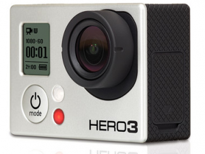 GoPro HERO3 Camera Launched