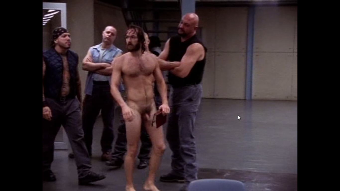 nude pics of oz on hbo