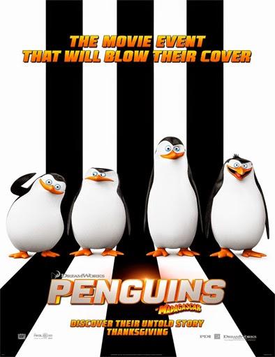Ver Los pingüinos de Madagascar (2014) Online