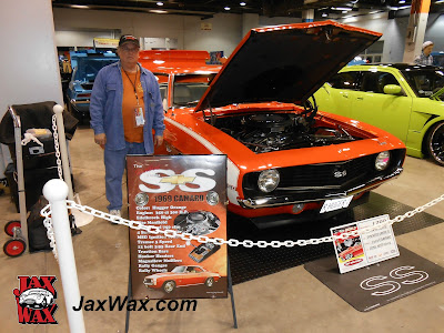 1969 Camaro Jax Wax Chicago World of Wheels