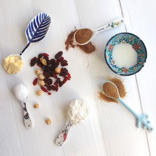 Receta: Muffins de canela. www.soyunmix.com