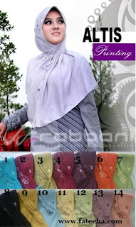 Kerudung Rabbani Terbaru