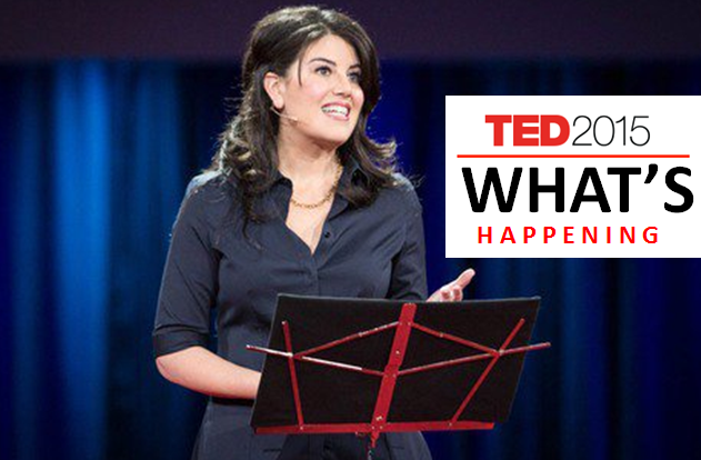 What's happeneing at TED2015 ?