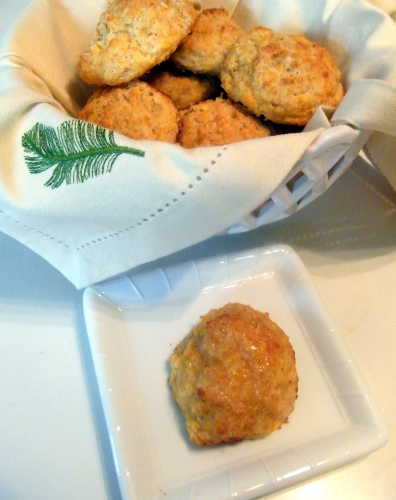 Candy Girl: Chipotle Cheddar Biscuits